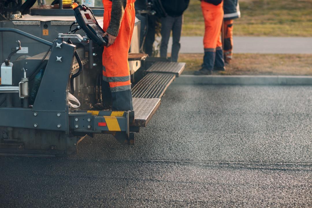 Asphalt paving contractor in Winter Park, Florida